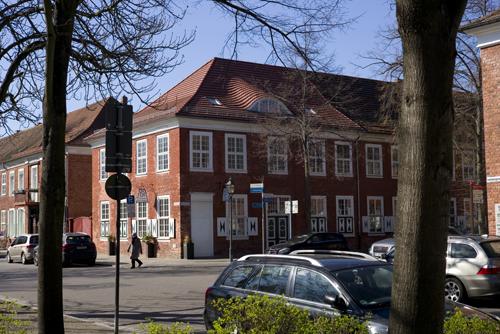 Kreuzung Benkertstraße Gutenbergstraße