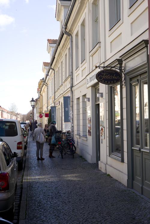 Läden Gutenbergstraße